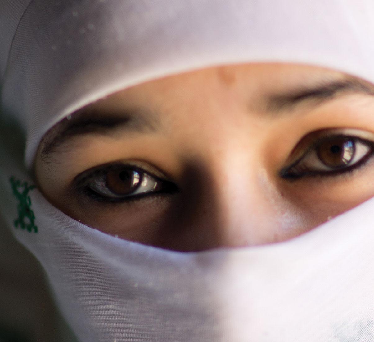 Sahara Woman